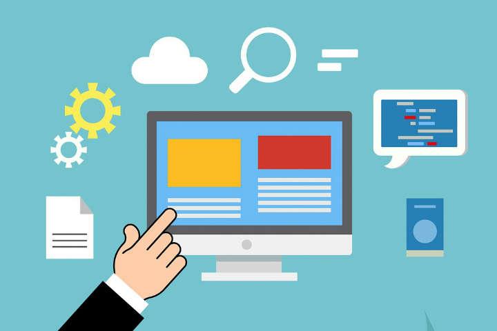 Domæne computer internet hjemmeside