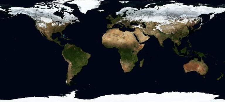 Hvad hedder de syv verdensdele?
