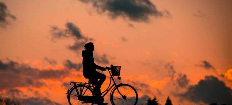 Cykel airbag