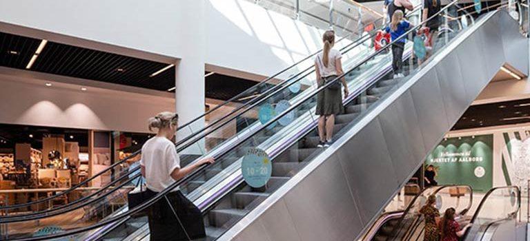 Friis Shoppingcenter i Aalborg