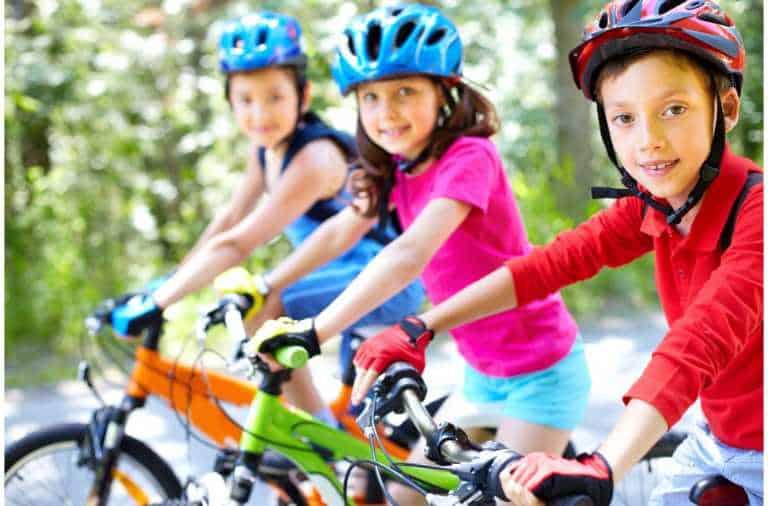 Hvor store hjul skal børnecyklen have?