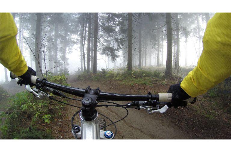 Cykelcomputer mountainbike
