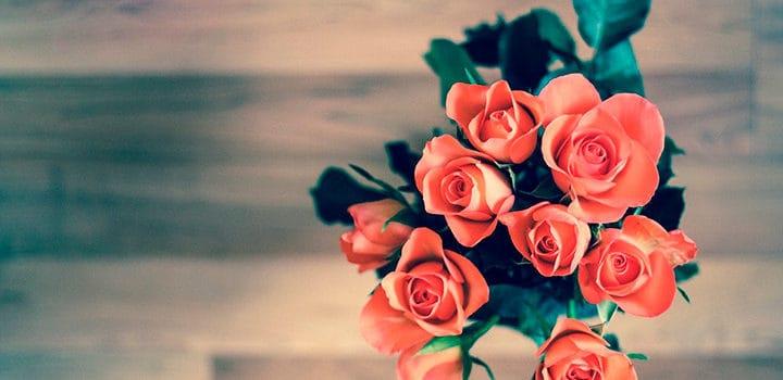 Blomster til bryllupsdag